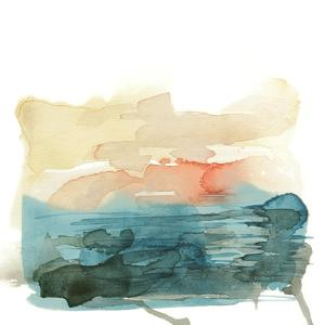 Watercolor 4 by Brenna Harvey