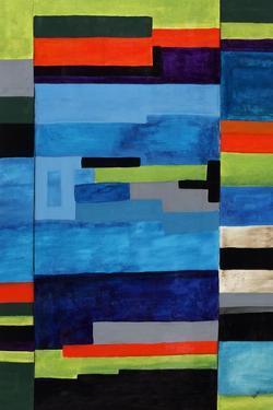 Vintage Tetris by Brent Abe