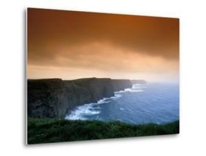The Cliffs of Moher, County Clare, Ireland by Brent Bergherm