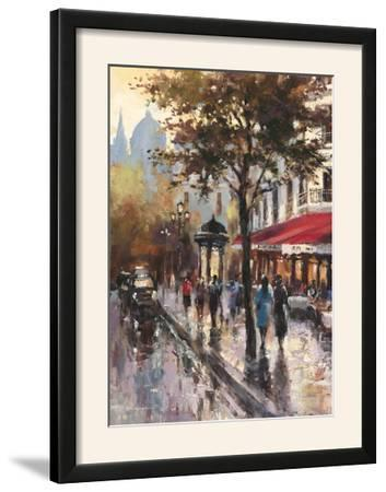 Avenue des Champs-Elysees 1 by Brent Heighton
