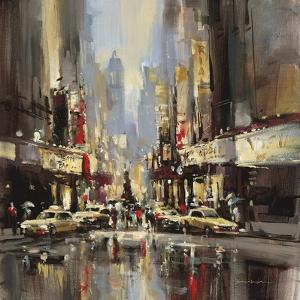 City Impression by Brent Heighton