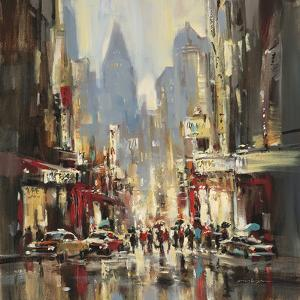 City Sensation by Brent Heighton