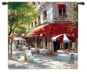 Corner Cafe II by Brent Heighton