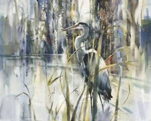 Keeper of the Pond by Brent Heighton