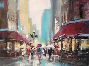 Paris Metro by Brent Heighton