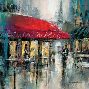 Paris Modern 2 by Brent Heighton