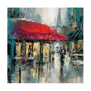 Paris Modern 2 by Brent Heighton