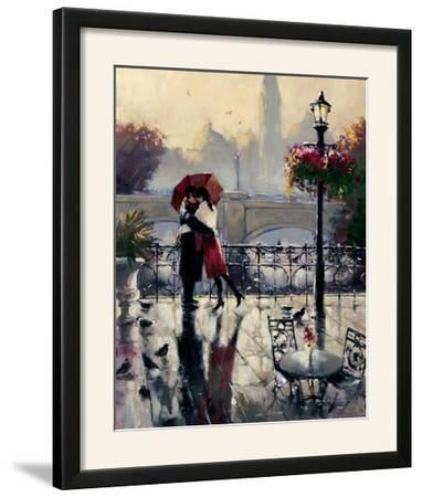 Romantic Embrace by Brent Heighton