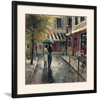 Romantic Stroll by Brent Heighton