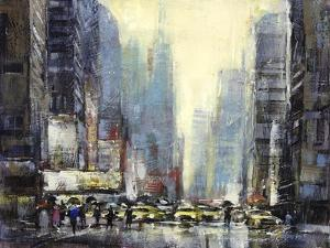 Street Level by Brent Heighton