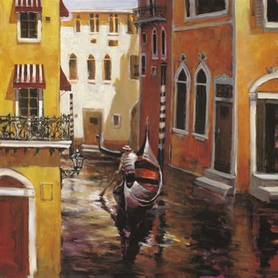 Venice Afternoon by Brent Heighton