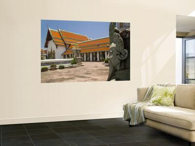 Wat Po by Brent Winebrenner