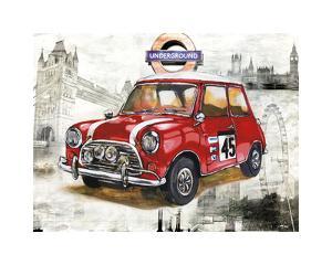 British Car by Bresso Solá