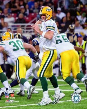Brett Favre becomes the NFL's all-time leader in career passing yards, 2007 Action