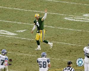 Brett Favre - Last Game of 2005 Season