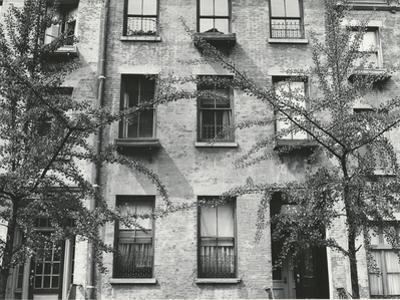 Apartment Building, New York, 1944 by Brett Weston