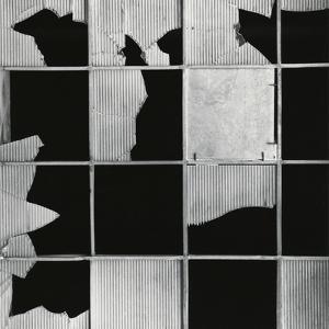 Broken Glass and Window, c. 1970 by Brett Weston