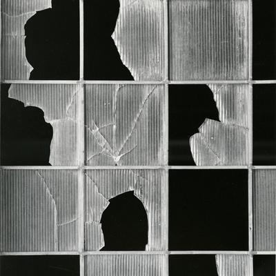 Broken Window, c. 1970