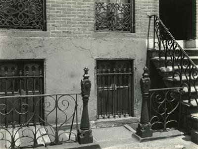 Building and Stairs, New York, 1945 by Brett Weston