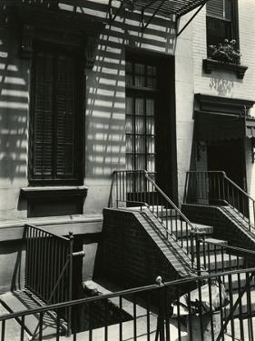Building, New York, 1945 by Brett Weston