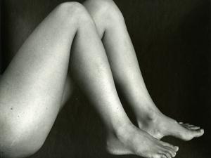 Classic Nude, c. 1970 by Brett Weston