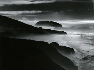 Coast, Big Sur, California, 1981 by Brett Weston