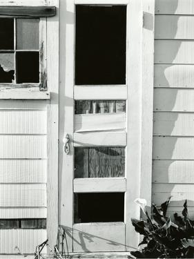 Door and Window, California, 1958 by Brett Weston