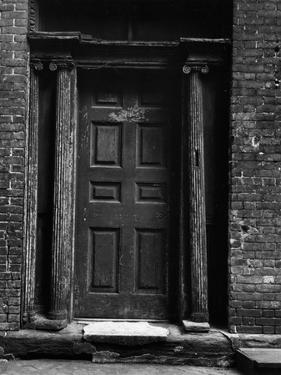 Doorway, New York, 1943 by Brett Weston