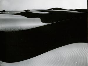Dune, Oceano, California, c. 1960 by Brett Weston