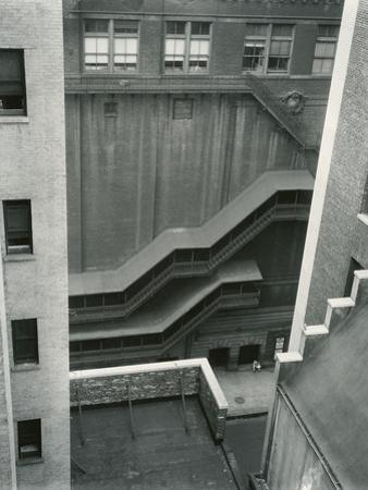 Forty-Seventh Street, New York, 1945 by Brett Weston