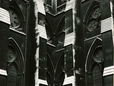 Gothic Windows, London, 1960 by Brett Weston