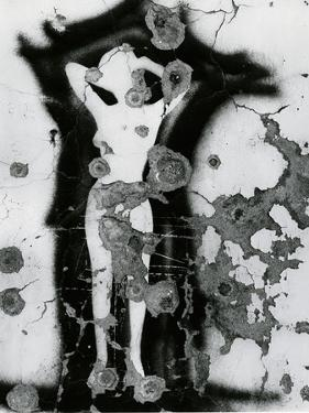 Graffiti, 1983 by Brett Weston