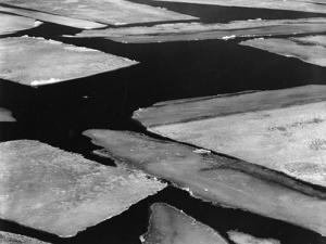 Ice and Water, High Sierra, California, 1962 by Brett Weston