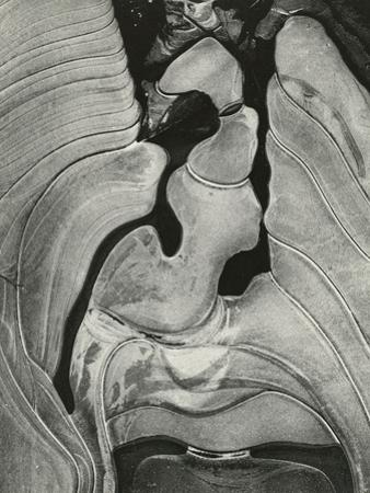 Ice Formation, California, 1969 by Brett Weston