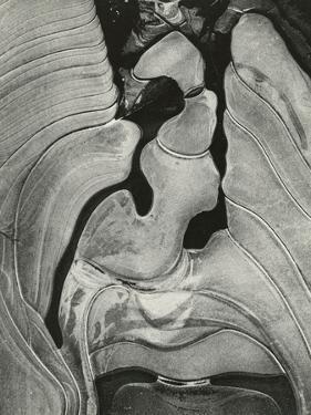 Ice Formation, California, 1969 by Brett Weston