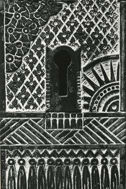 Key Face Plate, 1975 by Brett Weston