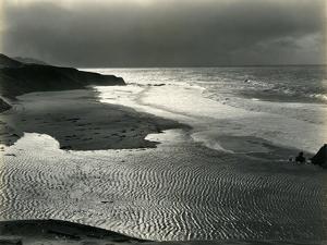Little Sur River, California, 1954 by Brett Weston