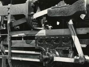 Locomotive Drive, California, 1927 by Brett Weston