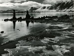 Mono Lake, California, 1966 by Brett Weston
