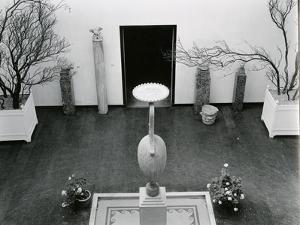 Museum, Santa Barbara, California , c. 1950 by Brett Weston