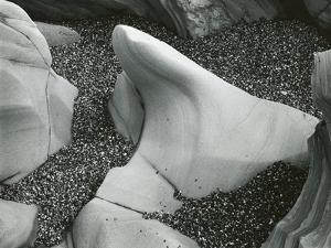 Rock and Pebbles, California, 1966 by Brett Weston