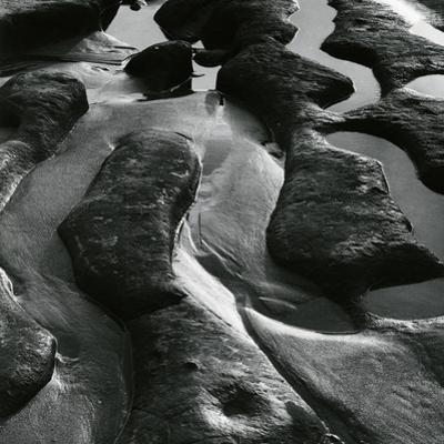 Rock and Water, 1976 by Brett Weston