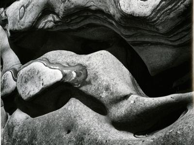 Rock Formation, c.1950 by Brett Weston