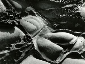 Rock Formation, California, 1966 by Brett Weston