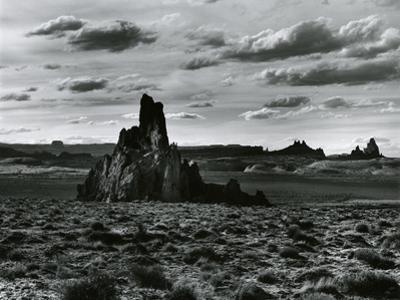 Rock Formation, Desert Landscape, c. 1970 by Brett Weston
