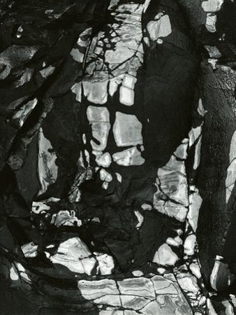 Rock Formation, Oregon, 1968 by Brett Weston