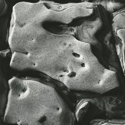 Rock Formation, Point Lobos, California, 1969 by Brett Weston