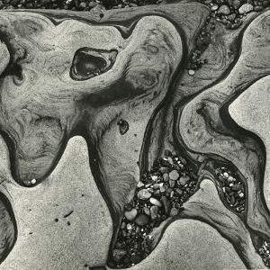 Rock Formation, Point Lobos, California, 1971 by Brett Weston