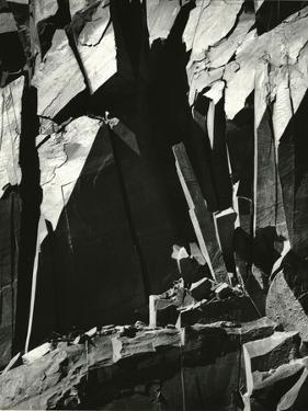Rock Wall, California, 1969 by Brett Weston