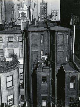 Rooftops, New York, 1946 by Brett Weston